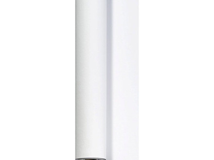 25 Meter Rulledug Dunicel hvid 1,25x25m