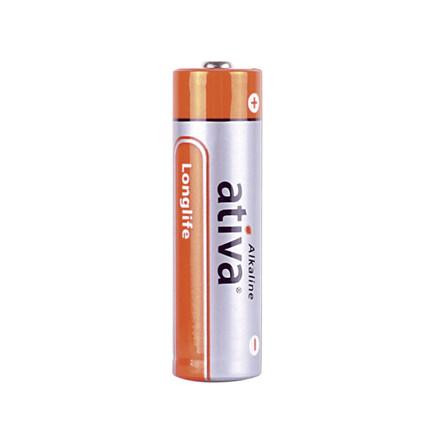 Batteri Ativa New Alkaline LR 06 AA  28stk/pk Longlife
