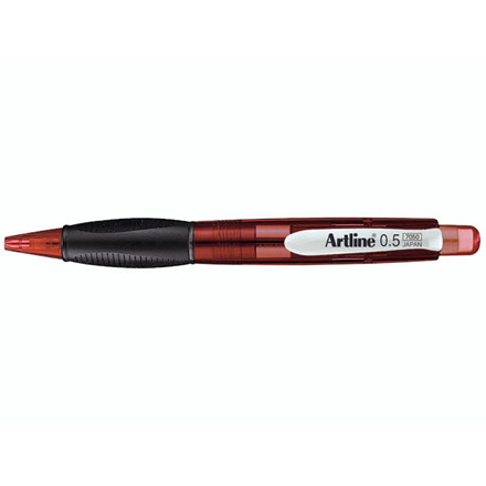 Pencil Artline EK7050 0,5mm rød