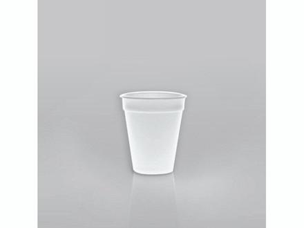 1000 Stk Termobæger hvid 20cl (7oz) 1000stk/kar C200