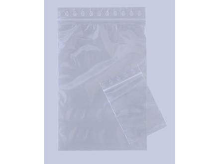1000 Stk Lynlåspose 40x60mm u/hul 1000stk/pak
