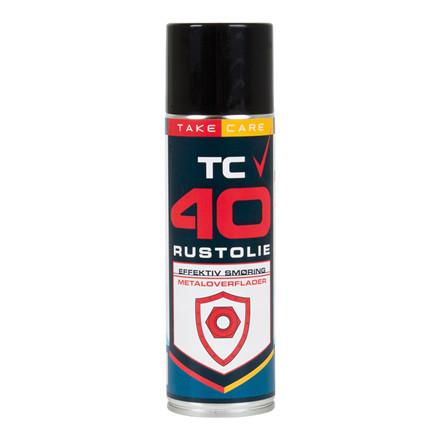 Rustløsner spray TC 40 - 300 ml