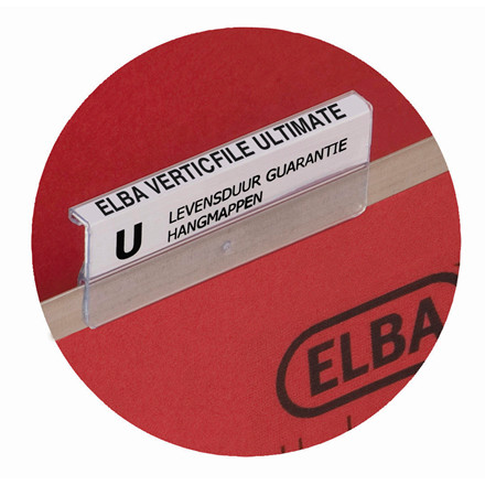 Fane Elba Vertic transparent 65mm 25st/pkt