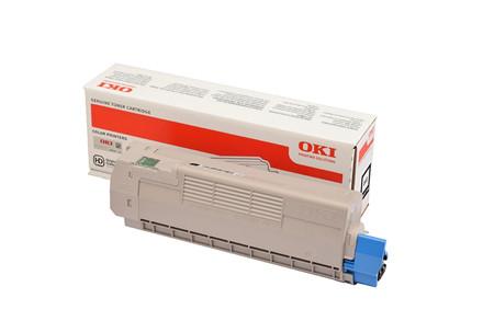 Lasertoner OKI sort 8K C612DN/612N