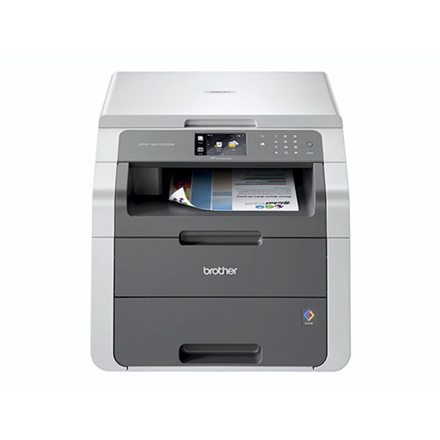 Multifunktionsprinter Brother print-kopi-scan DCP-9015CDW