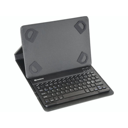 Cover m. keyboard Sandberg Universal Bluetooth  sort 9-10.1""