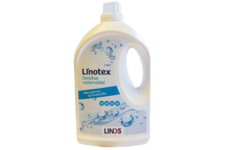 Vaskemiddel Linotex Sensitive flyd. 2 ltr