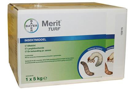 Insektmiddel Merit Turf 5 kg