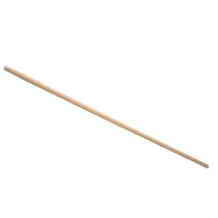 Kosteskaft Træ 180 cm 28 mm
