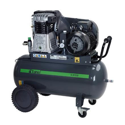 Luna Kompressor 5,5 Hk, 90 L