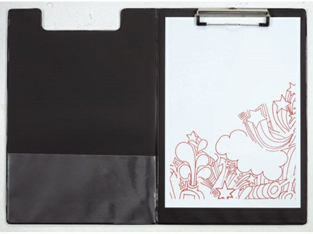 CLIPBOARD OFFICE DEPOT SORT M/FORSIDE A4