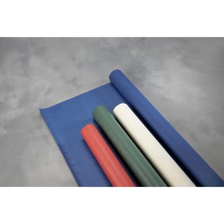 Bordpapir stof præg grøn 1,20x50m 48002