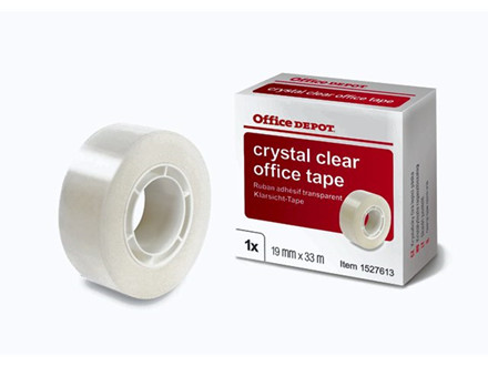33 METER TAPE OFFICE DEPOT PP 19MMX33M C