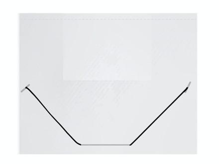 PLASTMAPPE BNT/OFFICE PP A4 TRANSPARENT