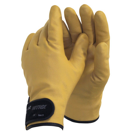 Handske Nitrix Foret Str. 10