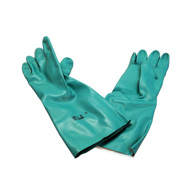 Handske Nitrile Nitrosolve Lang XL