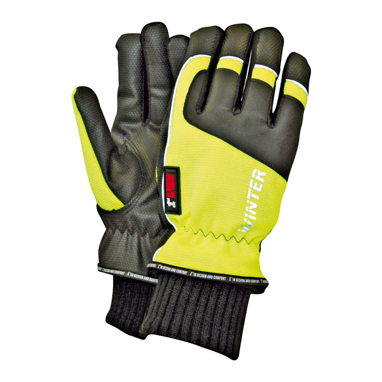 Handske Vinter m/rib 10