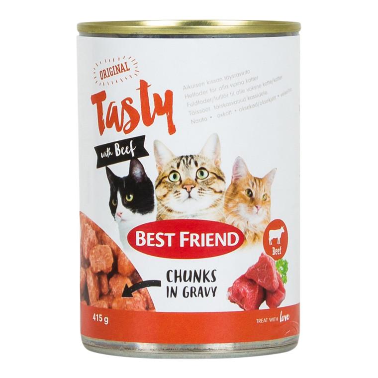 Kattefoder Tasty Fuldkost 24x415 gr
