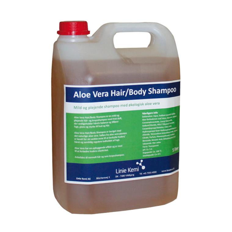 Shampo Aloe Vera Hair/Body 5 ltr