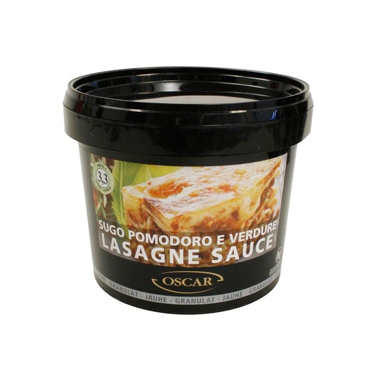 Sauce Oscar Lasagne granulat 400 gr