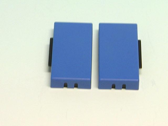 2 Stk Stempelpuder til Alpo 60 2-pack blå