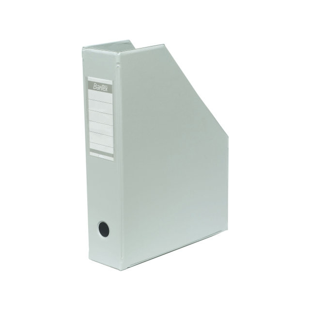 5 stk Tidsskriftskassetter Maxi grå A4 ELBA (4010) 310x240 m