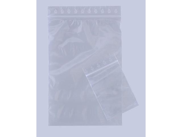1000 Stk Lynlåspose 100x150mm u/hul 1000stk/pak