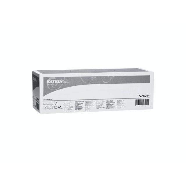 750 Ark Aftørringspapir Plus Poly Box 32,5x43cm 750stk/kar 5