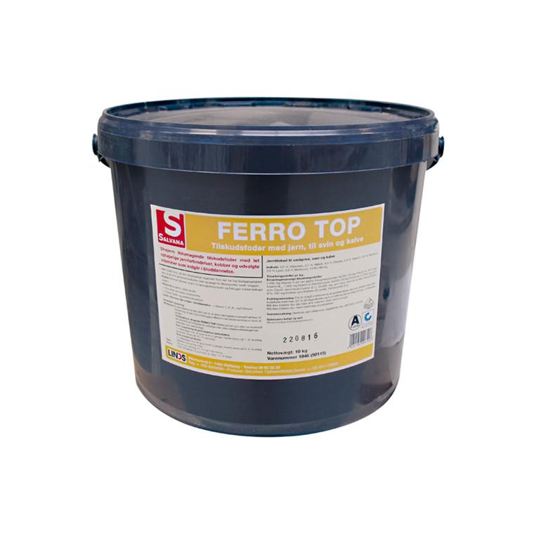 Jerntilskud Ferro Top 10 kg
