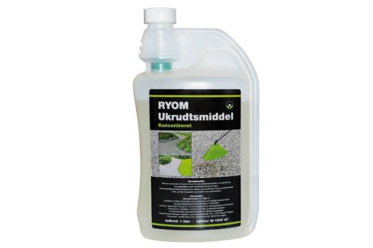 RYOM UKRUDTSMIDDEL, 1 LTR.