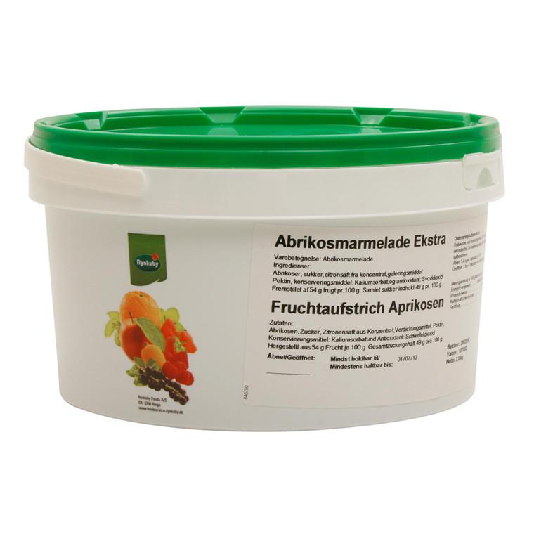 Marmelade Abrikos 2,5 kg