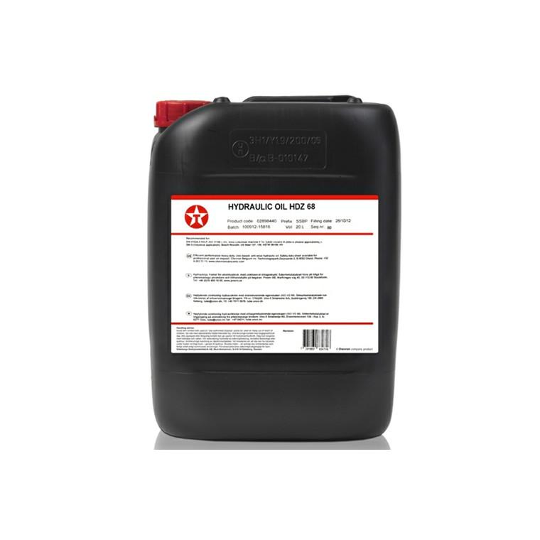 Hydraulikolie HDZ 68 20 ltr