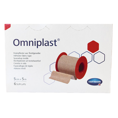 Omniplast 5 cm x 5 mtr - 6 rl
