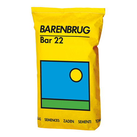 Græsfrø Foder Bar nr 22 - 15 kg