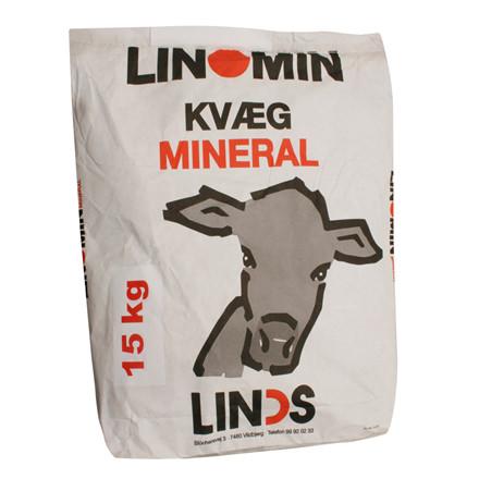 Mineral Linomin Opdræt 15 kg