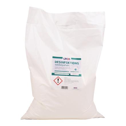 Vaskepulver LINDS Desinfektionsvask 10 Kg