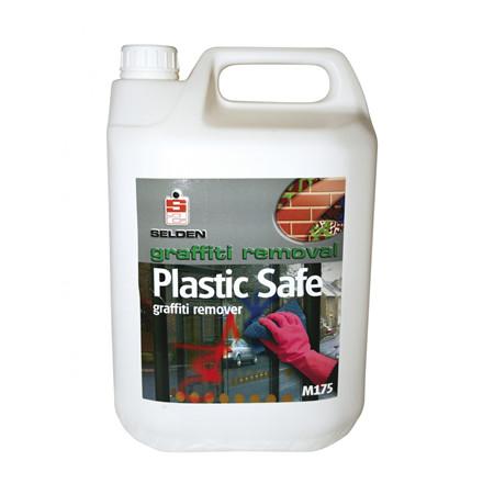 Graffitifjerner Plastic Safe 5 ltr