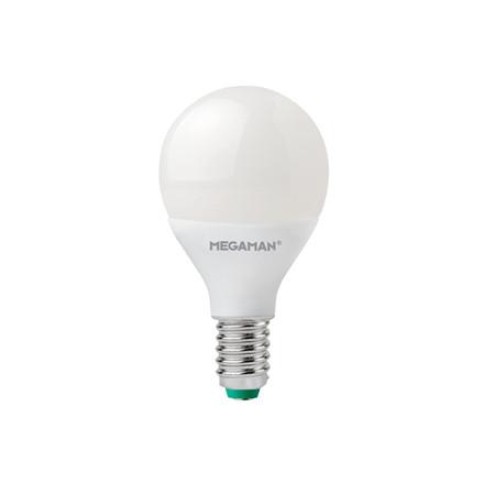 Pære E14 LED krone Megaman 3,5W 1 Stk