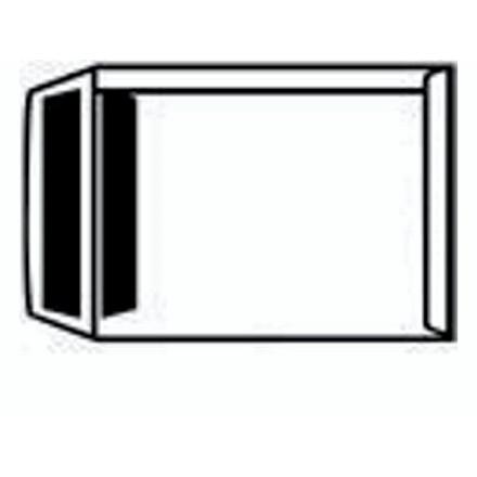 Kuverter hvid 250x353mm B4 peal&seal 250stk/pak 3775/13670