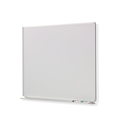 Whiteboardtavle Uniti 618x498mm m/pennehylde Mål: Bredde x h