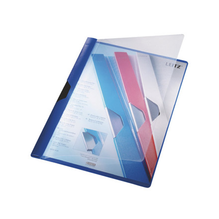 25 stk Universalmappe Leitz 4170 A4 blå