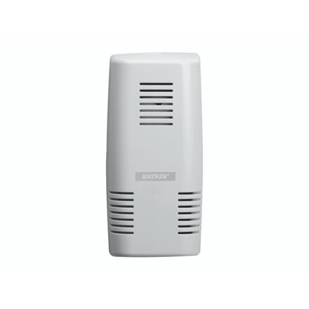 Dispenser t/duftblok Katrin hvid 92001 80x94x192mm