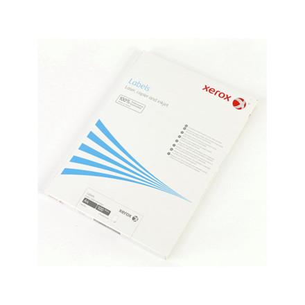 4000 Stk Laserlabels Xerox 52,5x29,7mm 003R90022 40stk/ark 1