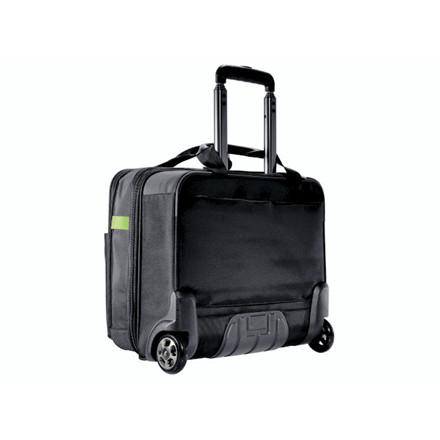 """Trolley Taske Leitz 15,6"""" Smart Traveller sort"""