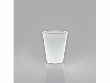 Termobæger hvid 23/24cl (8oz) 1000stk/kar 250F8