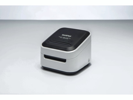 Labelprinter Brother VC-500W m/wi-fi eller USB