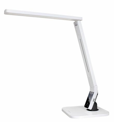 Bordlampe Diasonic LED-lampe DL91 hvid