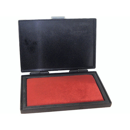 Stempelpude Noris 2 rød t/håndstempel 65x105mm