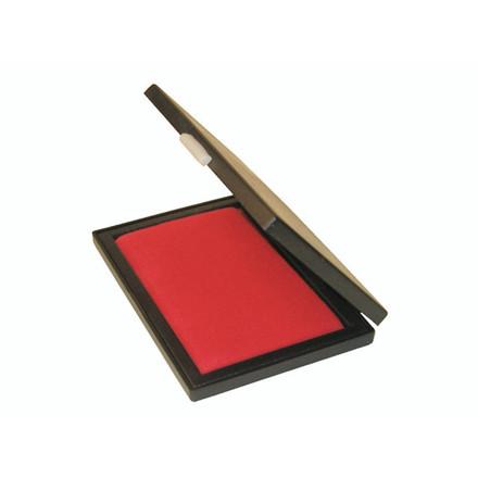 Stempelpude Noris 1 rød t/håndstempel 75x145mm