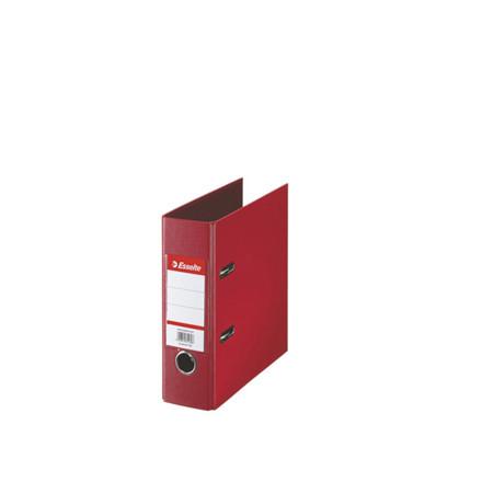 20 stk Brevordner Esselte rød No1 A5-bred 468630